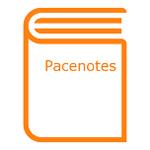 pacenotes